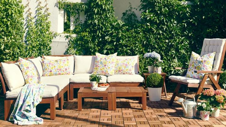 Ideas para decorar con muebles de exterior for Ideas para decorar muebles