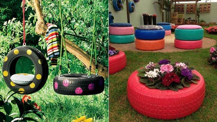Ideas para decorar la terraza y el jard n a trav s del for Objetos decoracion jardin