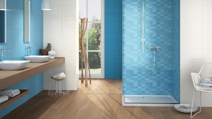 Acabados y revestimientos para un cuarto de baño con estilo