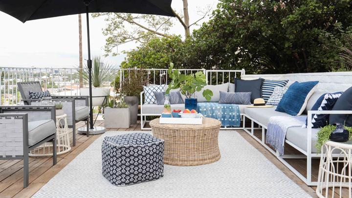 Claves para escoger una alfombra de exterior - Alfombras para exterior ...