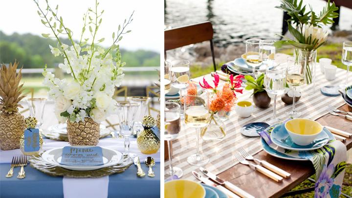 decorar-mesa-estilo-tropical