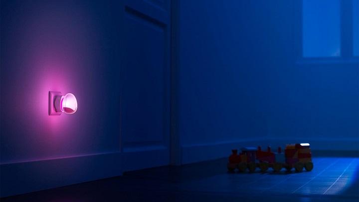 C mo iluminar la habitaci n del beb for Iluminacion habitacion bebe