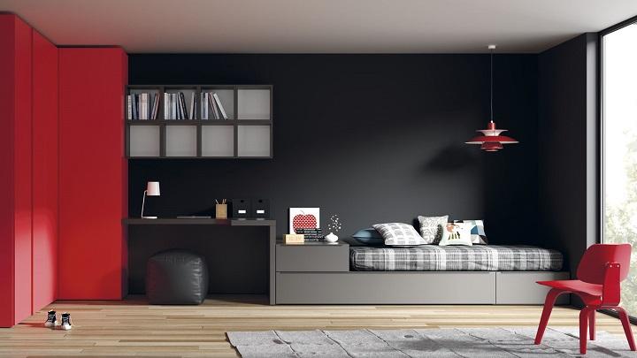colores para pintar la habitacin de un chico adolescente
