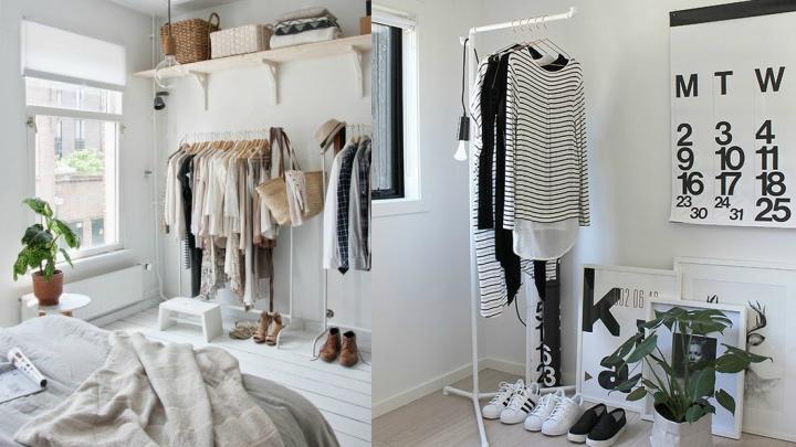 Decorablog revista de decoraci n - Burro para colgar ropa ...