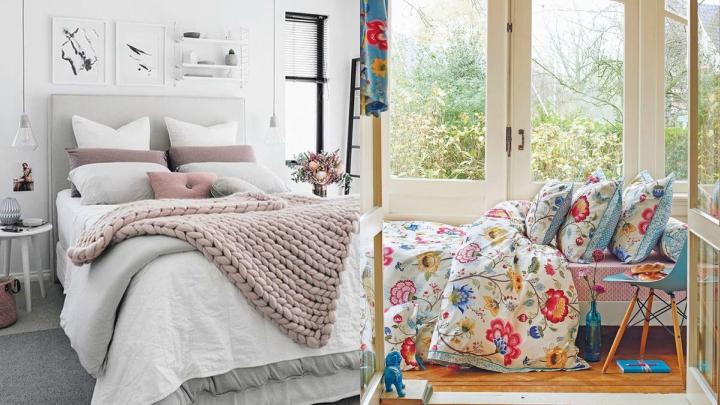 Ideas para colocar los cojines en la cama - Cojines grandes cama ...