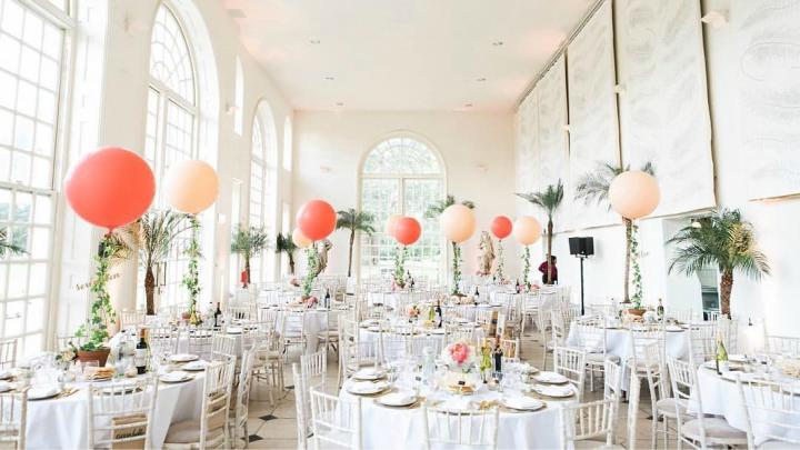 decoracion-bodas-globos