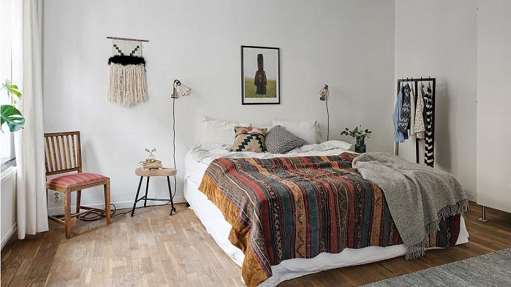C mo lograr un dormitorio de estilo n rdico - Dormitorios estilo nordico ...