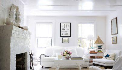 Fotos de salones decorados en blanco - Salones decorados en blanco ...