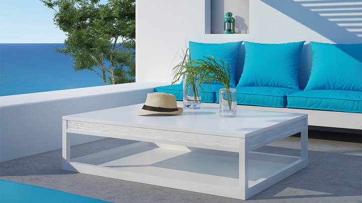 Decorablog revista de decoraci n - Pintar terraza ...