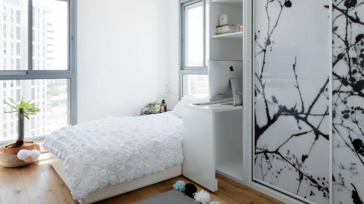 Apartamento-Israel-dormitorio