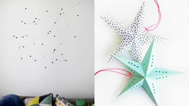 DIY-estrellas