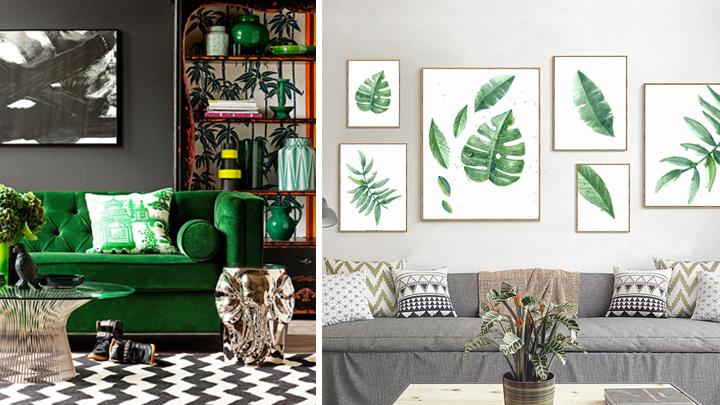 el-verde-en-decoracion