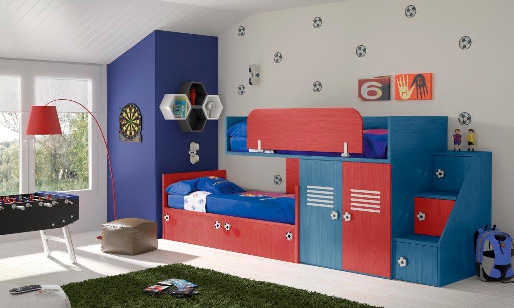 Habitacion azul19 - Colores de habitaciones infantiles ...