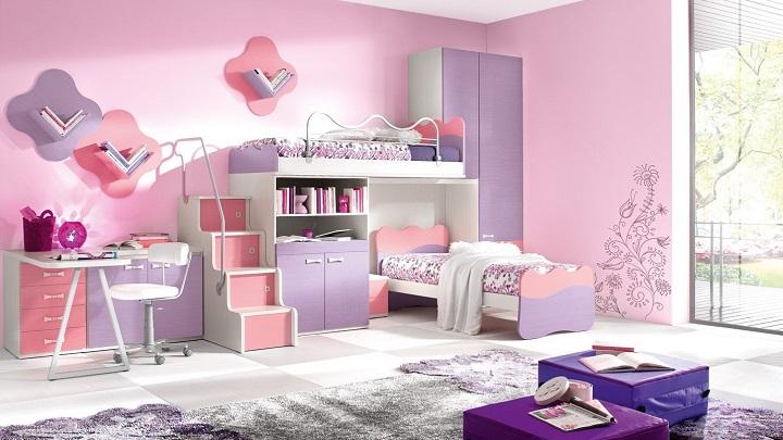 5 colores recomendables para pintar las paredes de la for Colores para pintar una habitacion