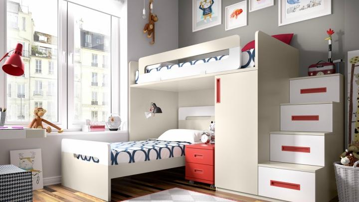 Ideas para transformar un dormitorio infantil en uno juvenil - Ideas decoracion habitacion juvenil ...