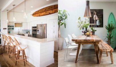 Ideas para decorar la cocina en navidad for Casa de navidad cocina con sara