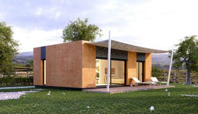 Casas prefabricadas de hormig n - Tipos de casas prefabricadas ...