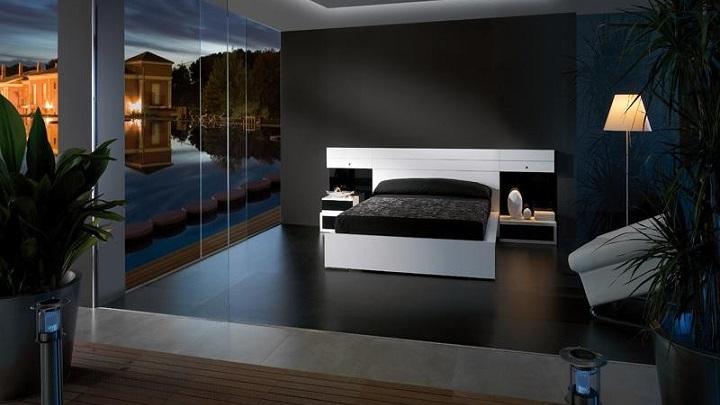 dormitorio-negro