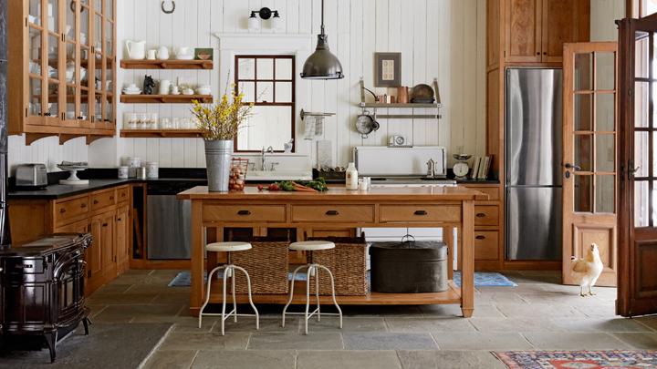 mejores-alfombras-decorar-cocina