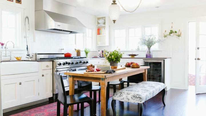 Casa-bohemia-California-cocina
