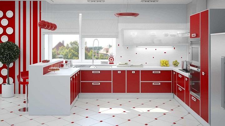 cocina-blanco-y-rojo-foto