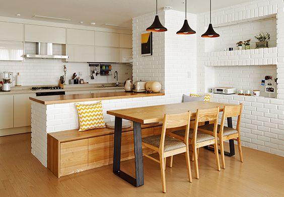Cocina comedor 10 - Cocina comedor ideas ...