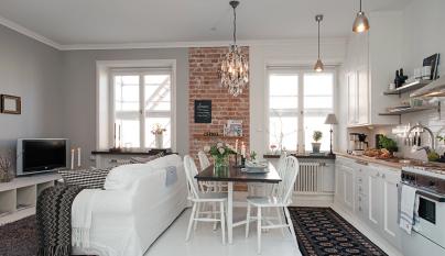 Ideas para decorar una cocina-comedor