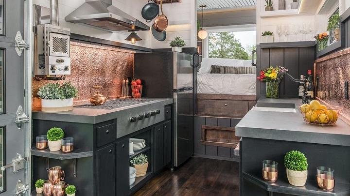 Cocina 10 Metros Cuadrados Affordable Maravilloso Cocina
