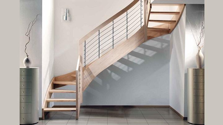 Materiales para escaleras de interior latest with for Materiales para escaleras de interior
