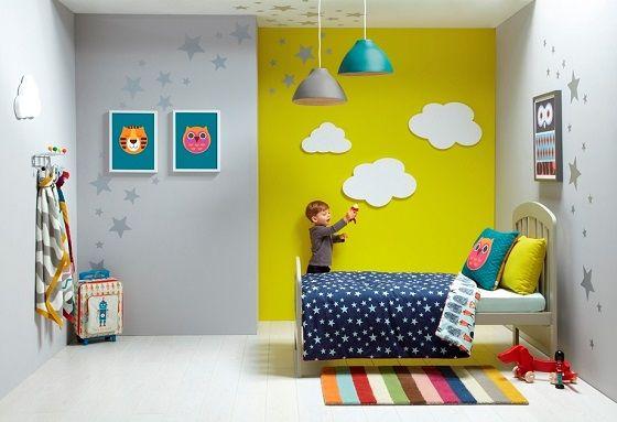 Habitacion amarilla24 - Habitaciones decoradas juveniles ...