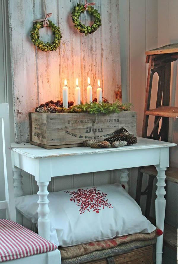 Ideas comedor navidad 23 - Ideas decorar comedor ...