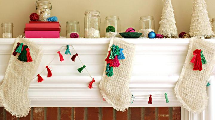 decoracion-boho-chic-para-navidad