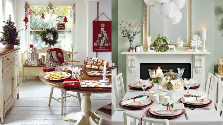 ideas-decorar-comedor-Navidad
