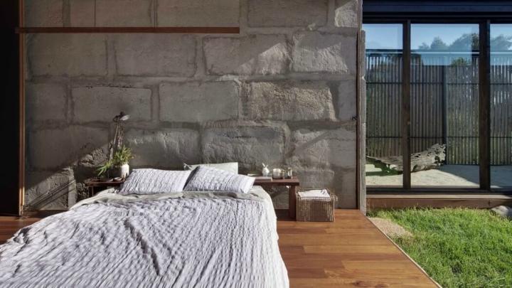 Casa-aserradero-dormitorio