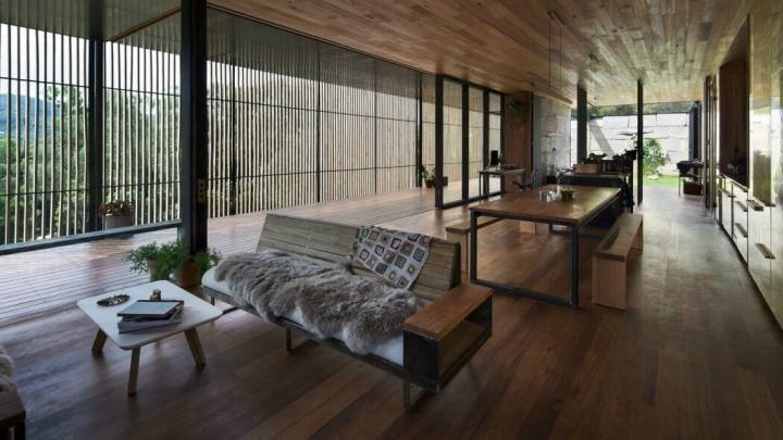 Casa-aserradero-interior