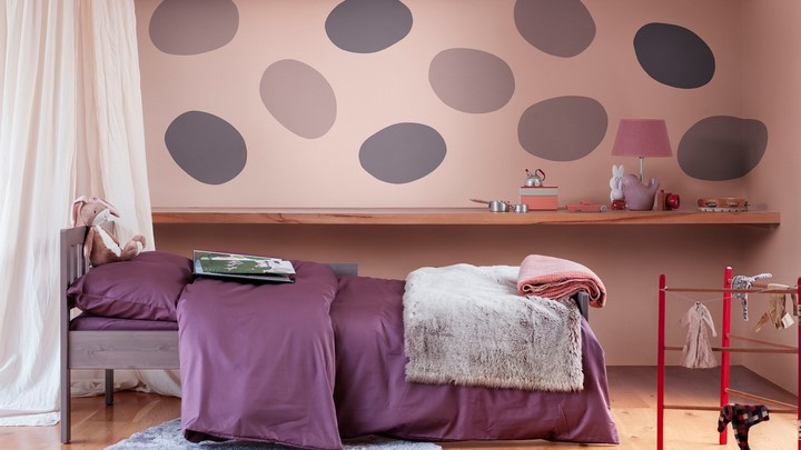 Ultra-Violet-dormitorio