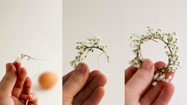 corona-flores-huevos
