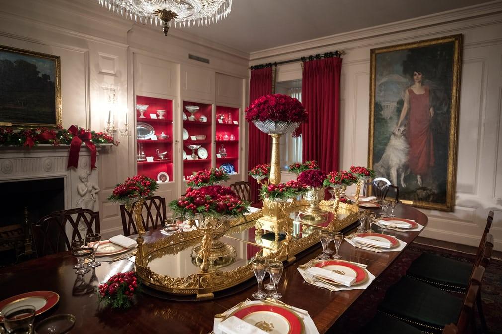 Decoracion navidad casa blanca 16 for Decoracion casa navidad