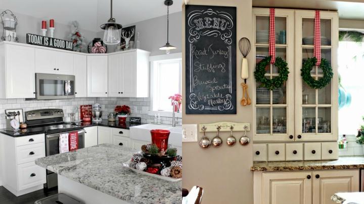 ideas-decorar-cocina-navidad