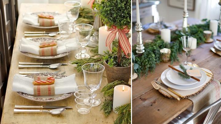 tipos-decoracion-mesa-navidad
