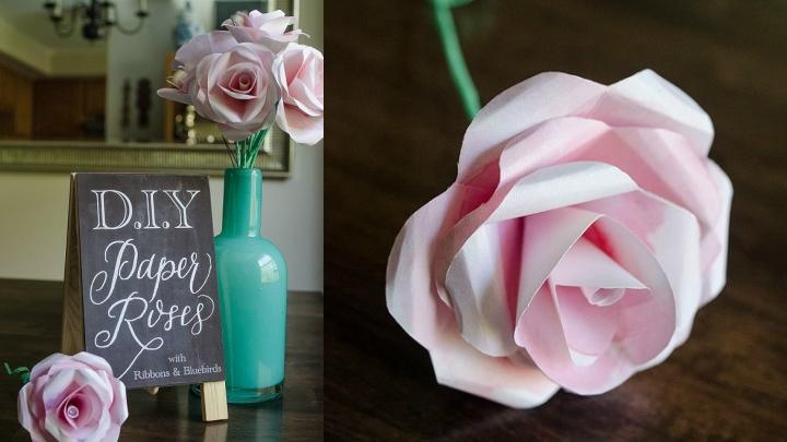 DIY-Rosas