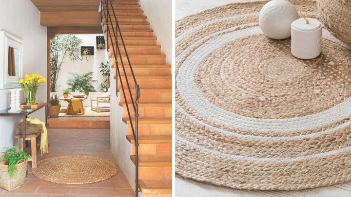 alfombra-redonda-fibras-vegetales