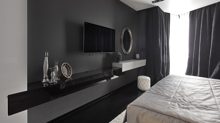 decoracion-en-negro