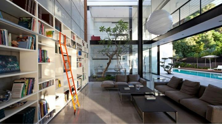 estilo-Bauhaus-biblioteca