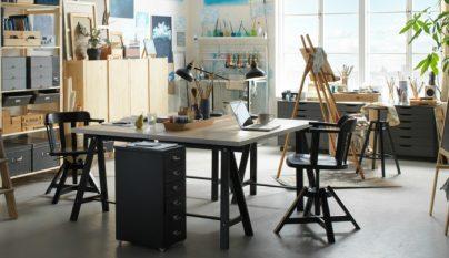 Papel pintado para ambientes de estilo industrial for Despacho estilo industrial
