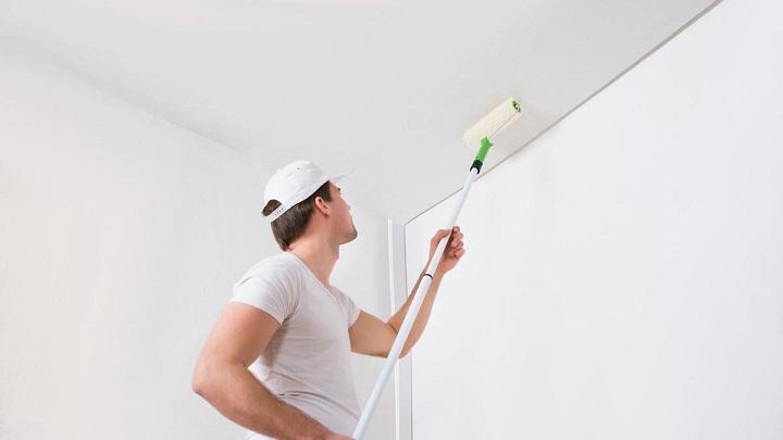 pintando-el-techo
