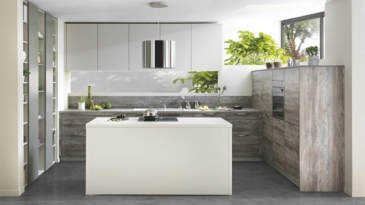 Decorablog revista de decoraci n for Muebles cocina pequenos espacios