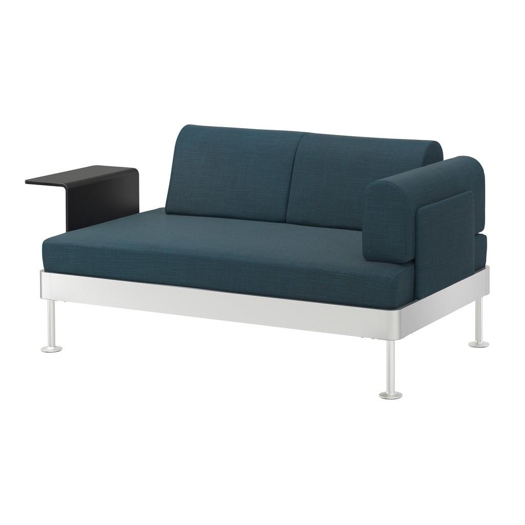 Ikea coleccion delaktig 2018 pe670364 sofa dos plazas mesa - Mesa auxiliar para sofa ...