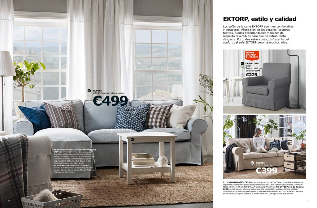 Ikea catalogo salones 12 - Salones ikea 2018 ...