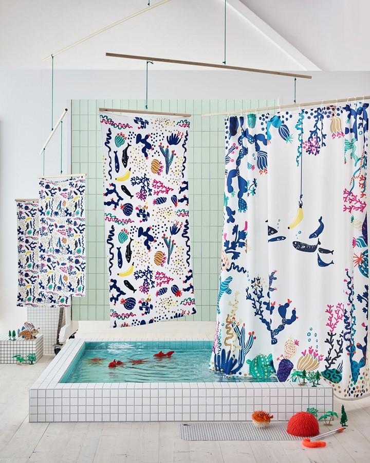 IKEA-cortina-y-toallas